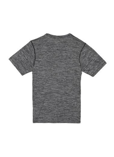 Columbia Columbia AO1293 Deschutes Runner Short Sleeve Shirt T-Shirt Siyah